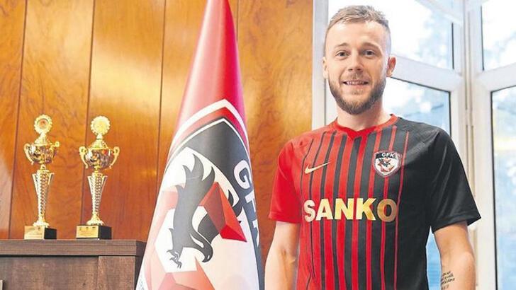 Gaziantep FK, Maxim'in bonservisini alıyor