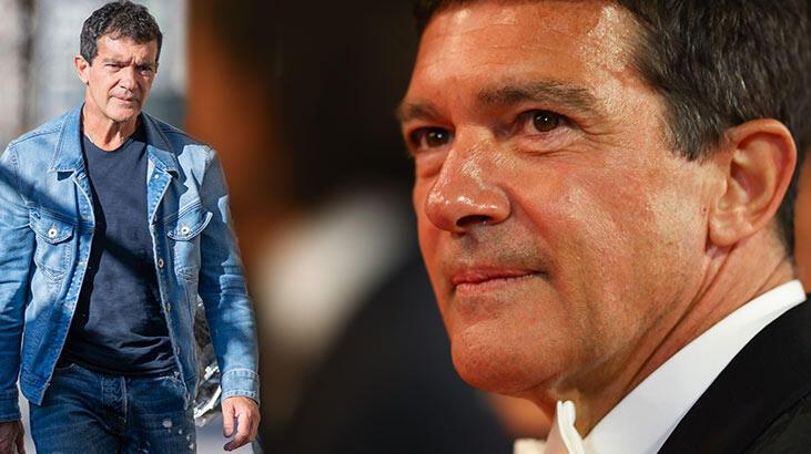 Antonio Banderas corona virüse yakalandı!
