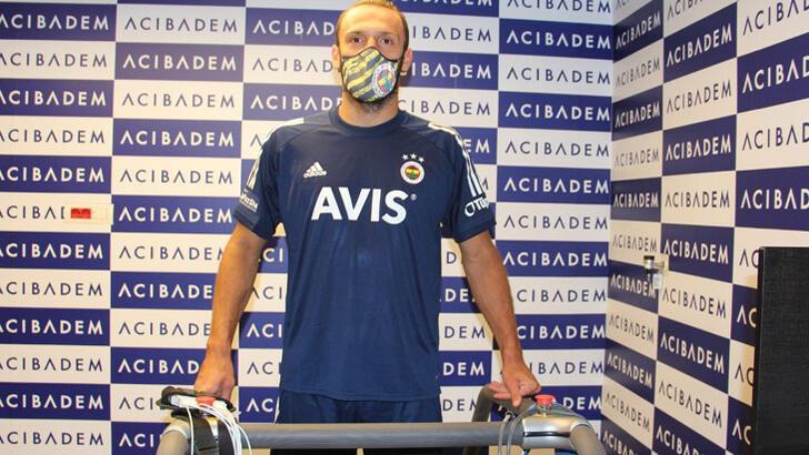 Fenerbahçe'de sağlık kontrolleri tamamlandı