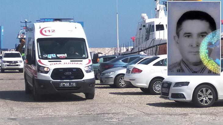 Ailesi kayıp ihbarı yaptı, Antalya'da denizde cesedi bulundu