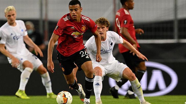 Manchester United - Kopenhag: 1-0