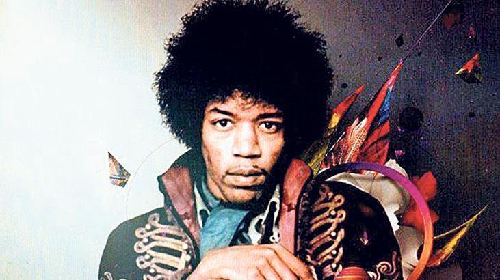 Jimi Hendrix'in gitarı 216 bin dolara satıldı