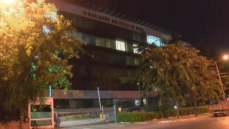 Kapatılan Zaman Gazetesi binasi Bakırköy Adliyesi'ne ek hizmet binası oluyor