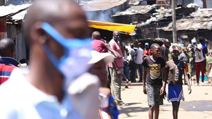 Afrika'da koronavirüs vaka sayısı 1 milyon 60 bini aştı