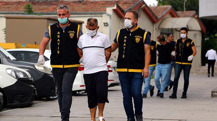 Adana'da otomobilden 43 bin lira çalanlar yakalandı