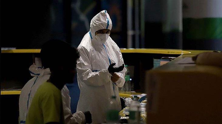 Son 24 saatte Brezilya'da 703, Meksika'da 705, Hindistan'da 871 kişi öldü