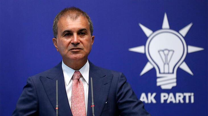 Son dakika... AK Parti Sözcüsü Ömer Çelik'ten Avrupa Birliği'ne çağrı!