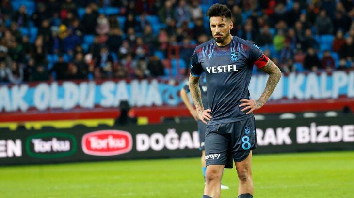 Pereira'dan Sosa'ya: '17'sinde seni Trabzon'da bekliyorum'