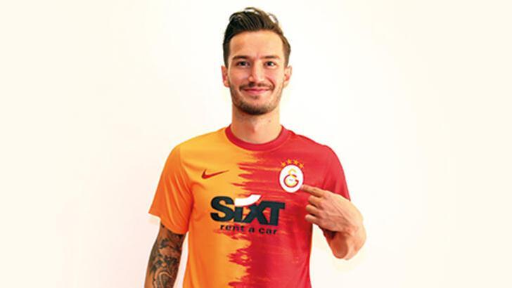Son dakika | Galatasaray, Oğulcan Çağlayan'ı resmen açıkladı!