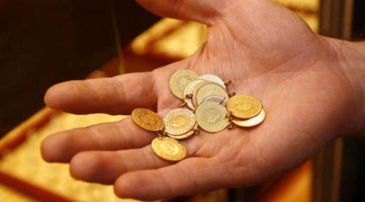 Sert geriledi! Gram altının fiyatı ne kadar?