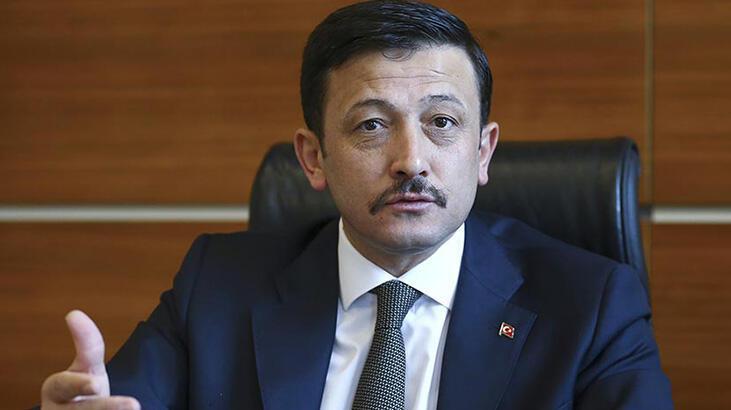 AK Partili Hamza Dağ'dan 'go-kart pisti' açıklaması