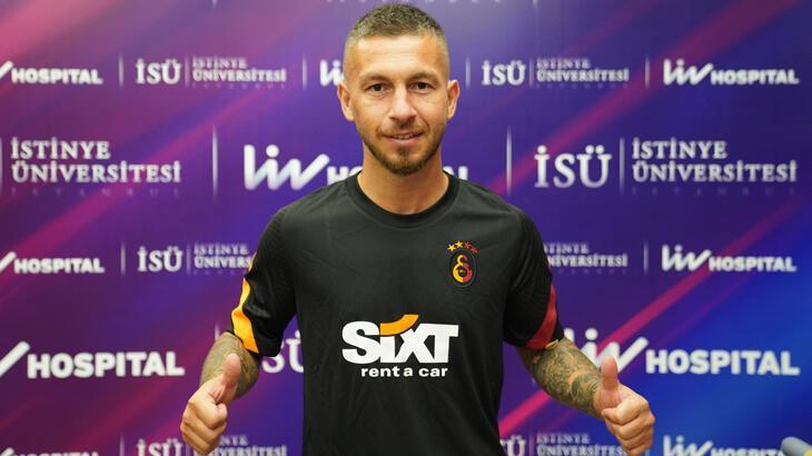 Galatasaray Futbol Takımı'nda sağlık kontrolleri başladı