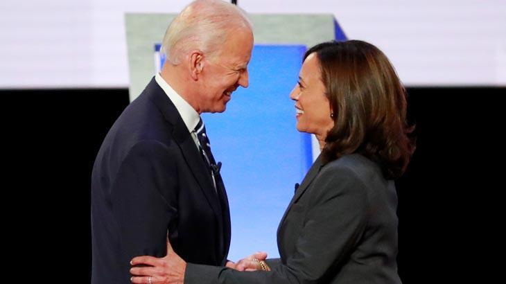 Biden ve Harris'ten Trump'a ağır eleştiri