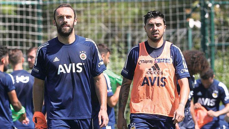 Fenerbahçe'de en hızlısı Ozan