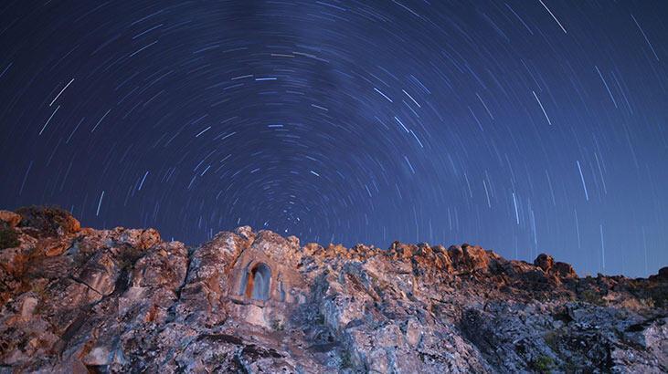 Konya'da Persied meteor yağmuru şöleni