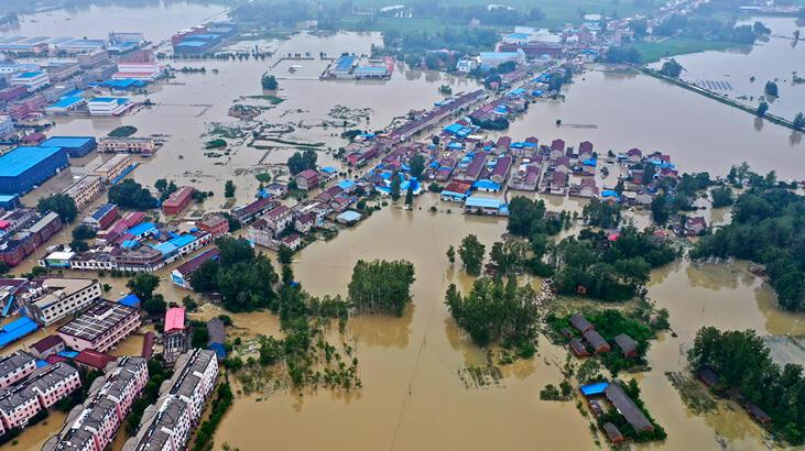 Çin'de felaket! 200 ölü, 25 milyar dolar zarar