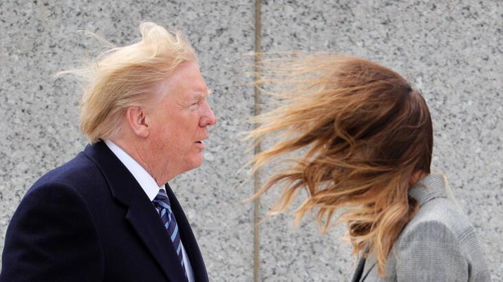 Trump'ın banyo ve sifonla imtihanı! Harekete geçtiler...