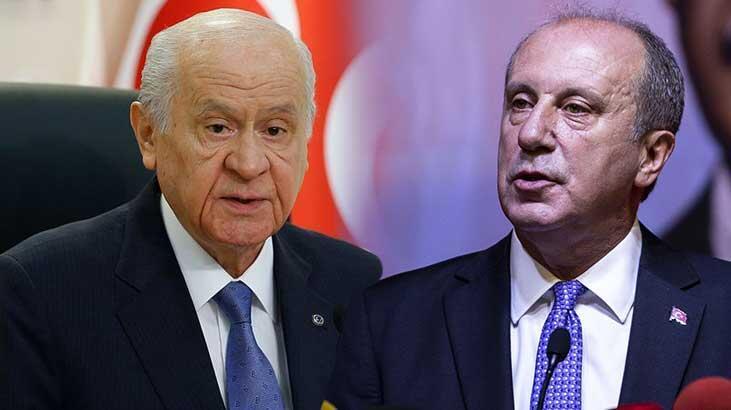 Son dakika... MHP lideri Bahçeli'den Muharrem İnce açıklaması: 'Atatürk'ün ahı tuttu'