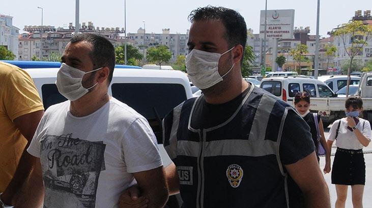 Alanya'da 13 yıl hapisle aranan hükümlü yakalandı