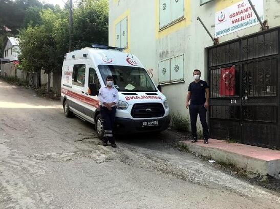 Zorkun'da bir ayda 102 vakaya sağlık hizmeti verildi
