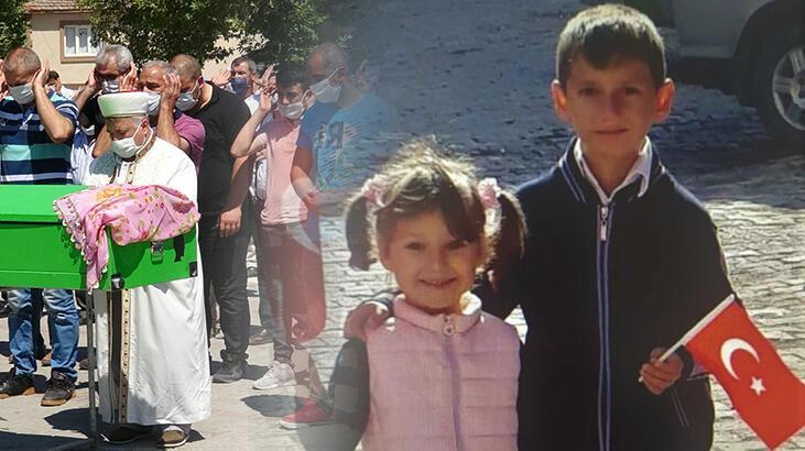 Hemşire anneden, yangın faciasında kaybettiği 2 çocuğuna zor veda