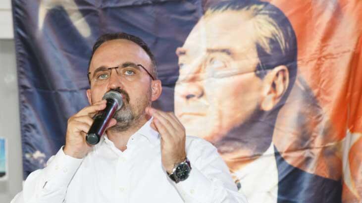 AK Partili Bülent Turan'dan ekonomi mesajı