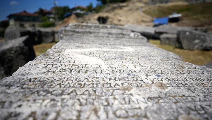Batı Karadeniz'in Efesi'nde heyecanlandıran buluntular