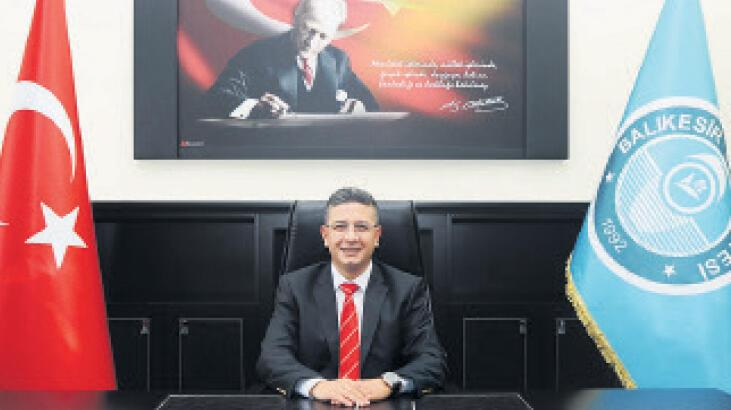 'Balıkesir Üniversitesi ile ayrıcalıklı olun'