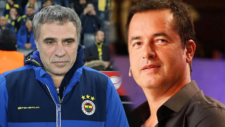 Ersun Yanal ve Acun Ilıcalı'dan Semih Özsoy paylaşımı!