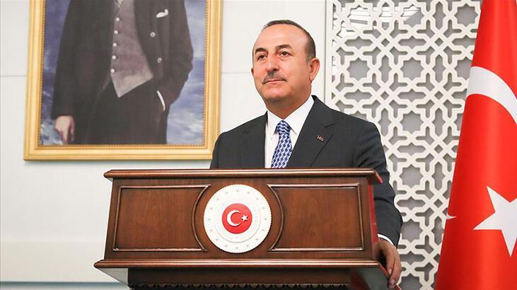 """Dışişleri Bakanı Çavuşoğlu'ndan Avrupalı mevkidaşlarına """"Doğu Akdeniz"""" mektubu"""