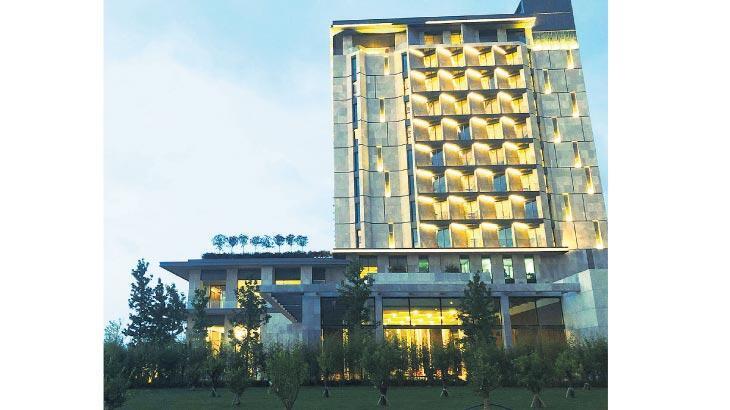 Rize sahiline 5 yıldızlı otel