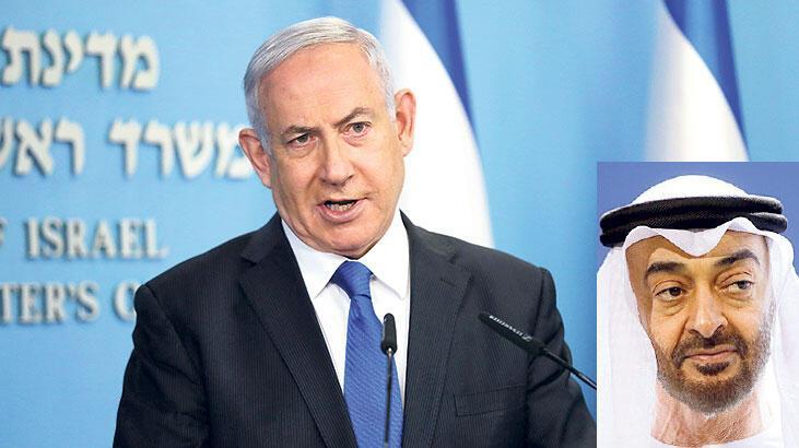 İsrail ile BAE'den 'normalleşme' adımı
