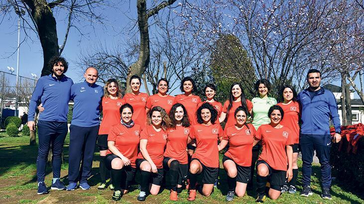 """""""Futbol, başka kadınlar için mücadeleyi temsil ediyor"""""""