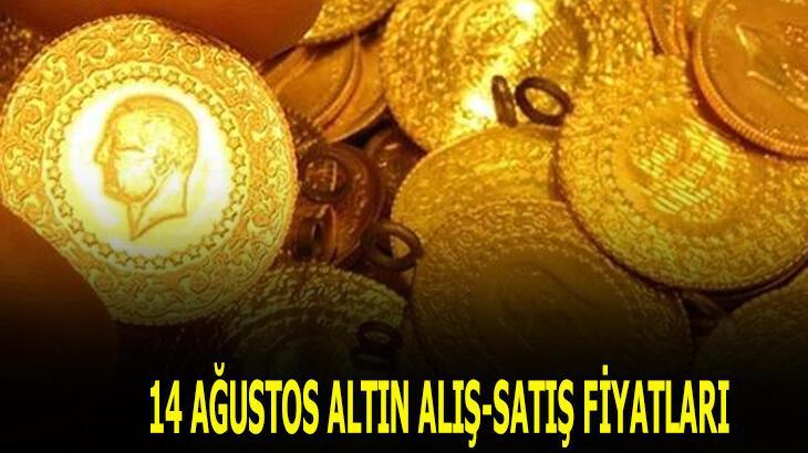 Altın fiyatları 14 Ağustos canlı takip ekranı: Bugün ONS, gram, çeyrek, yarım ve tam altın fiyatları ne kadar, son dakika kaç TL?