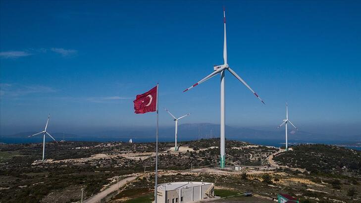 Elektrik üretiminde yerli ve yenilenebilir kaynakların payı yüzde 60'ı aştı