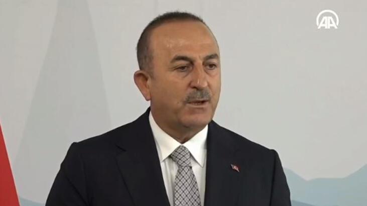 Son dakika! Doğu Akdeniz'de gerilim! Bakan Çavuşoğlu'ndan flaş açıklama