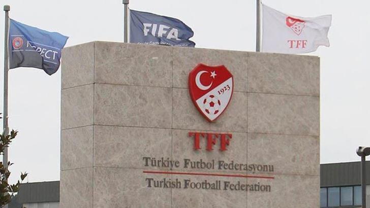 Son dakika | TFF tüm ligleri tescil etti!