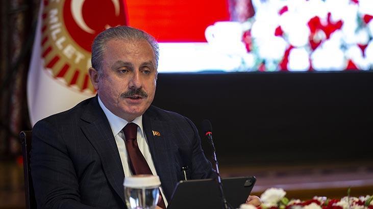 TBMM Başkanı Şentop, AK Parti'nin kuruluş yıl dönümünü kutladı