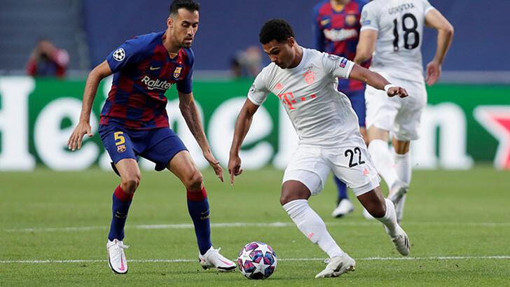 Barcelona-Bayern Münih: 2-8