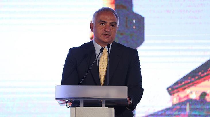 Bakan Ersoy, Hacı Bektaş Veli Anma Etkinlikleri'nde konuştu: Devletimiz birçok coğrafyada mücadele veriyor