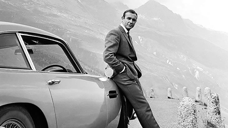 En sevilen Bond: Sean Connery