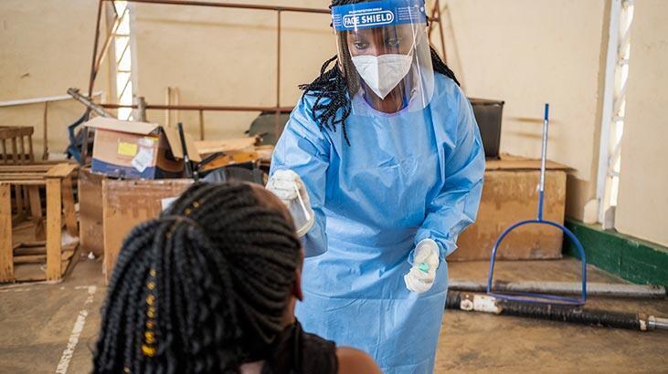 Afrika'da corona virüs vaka sayısı 1 milyon 100 bini aştı