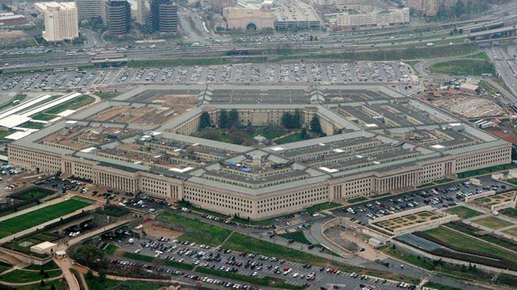 Pentagon gizemli hava olayları için görev gücü kurdu