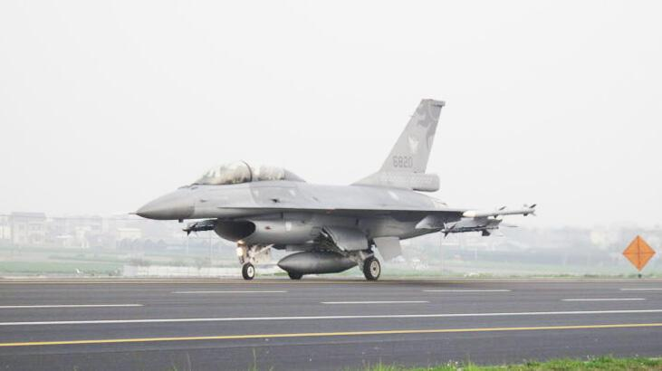 ABD ve Tayvan F-16 anlaşması yaptı, gözler Çin'de