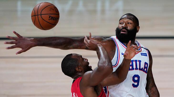NBA'de Philadelphia 76ers'tan Houston Rockets'a 38 sayı fark
