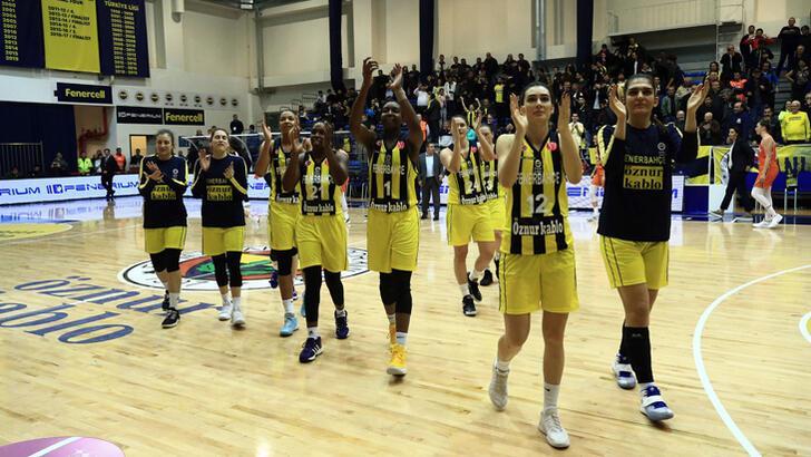 İşte FIBA Kadınlar Avrupa Ligi'nde Galatasaray ve Fenerbahçe'nin rakipleri