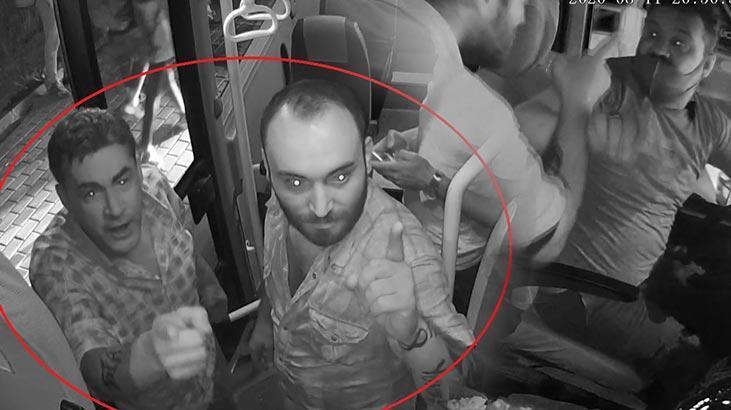 Bursa'da minibüs şoförü ve mahalle bekçisi darp edildi!