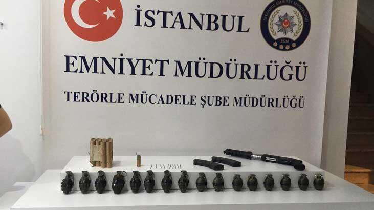 Son dakika.... İstanbul'da DHKP-C operasyonu! Yakalandılar