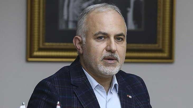 Türk Kızılay Genel Başkanı Kınık'tan 'Dünya İnsani Yardım Günü' mesajı