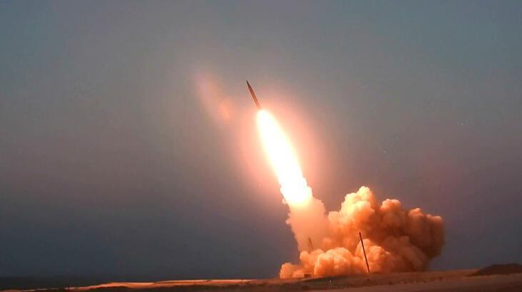 Son dakika... İran, Kasım Süleymani füzesini fırlattı